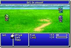 Final Fantasy 4 Advance # GBA_18
