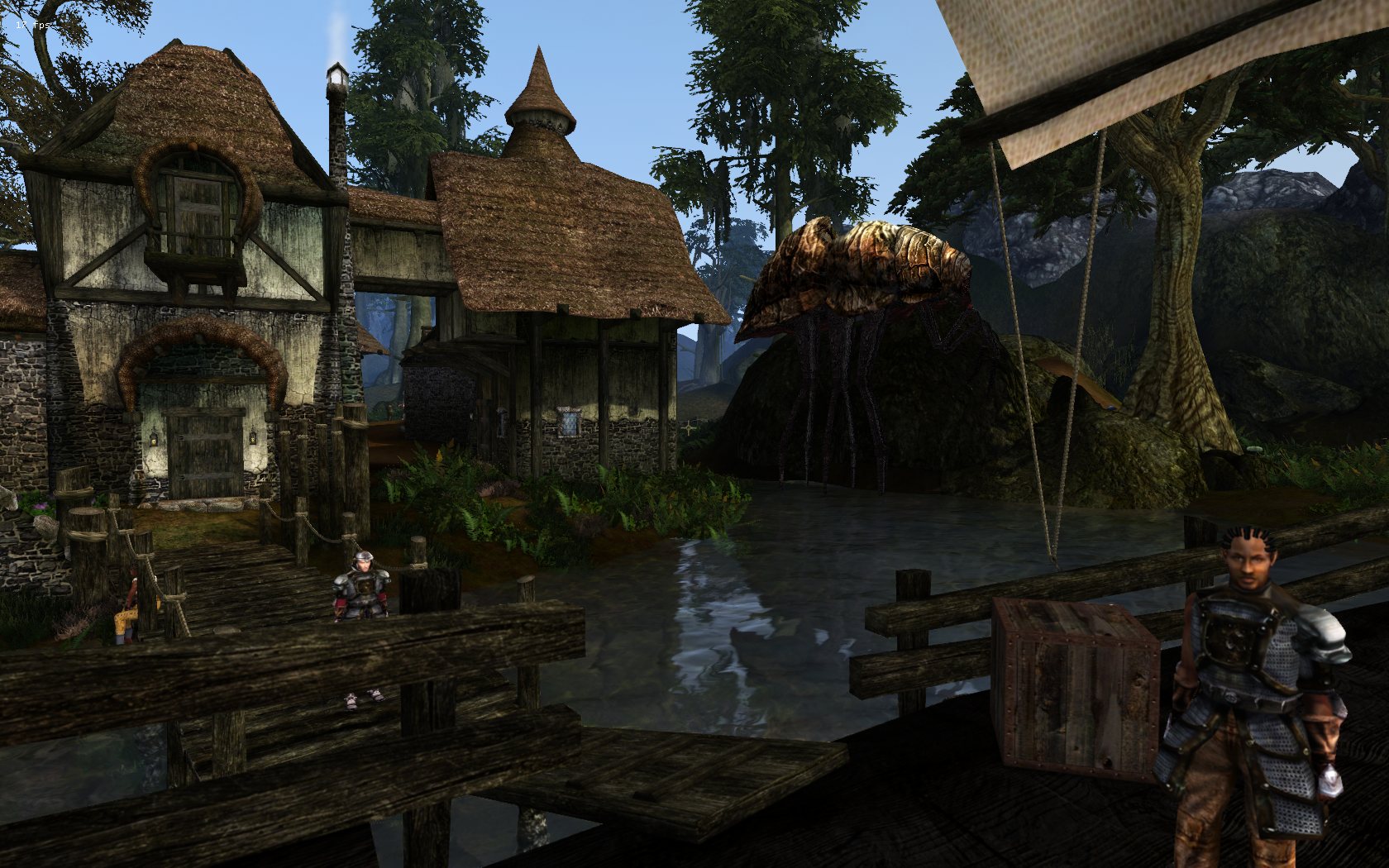 Моды для Morrowind Графика