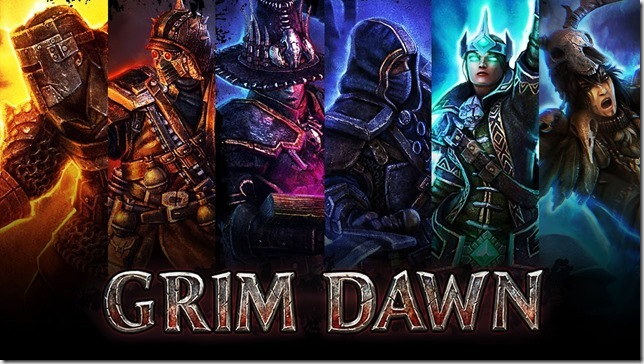 GrimDawn_classes