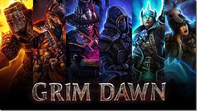 GrimDawn_classes