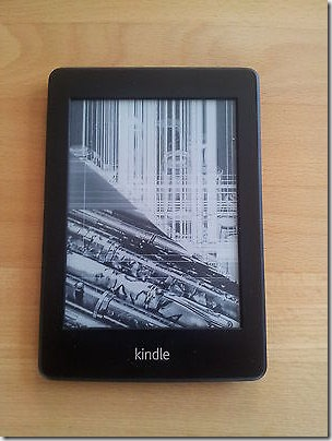kindle display malfunction